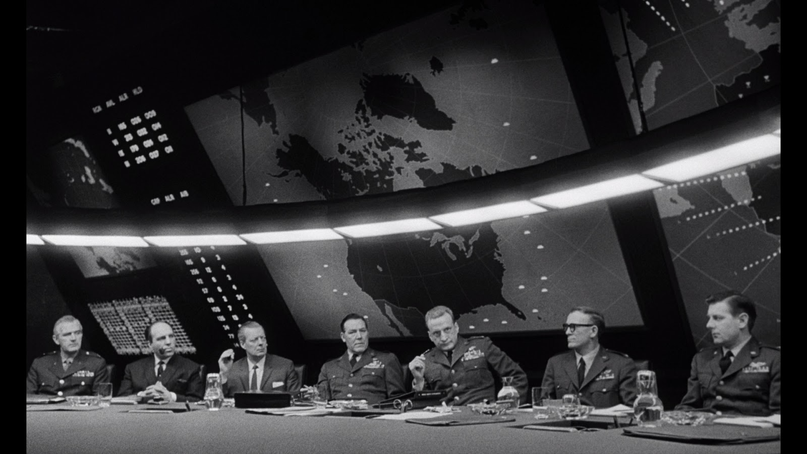 dr strangelove summary Drs is another atomic angst movie to fret openly about the imminence  it  unfolds that he sees fluoridation as a communist plot to weaken the.