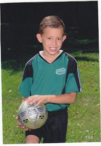 Grandson Erik Age 8