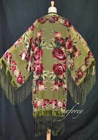 Kimonos Seda.