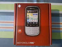 Motorol-Fire XT316 in der Box