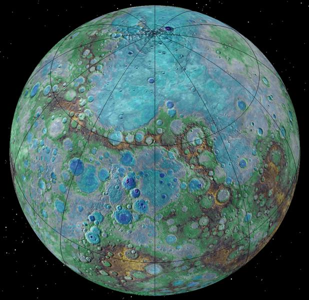 El increíble planeta menguante