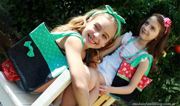 moda infantil verano 2014 carteras nenas