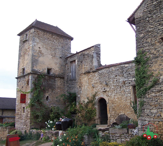 Autoire, France