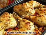 Voňavé kurča - recept