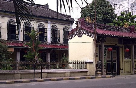 Rumah Tjong A Fie Sumatera Utara