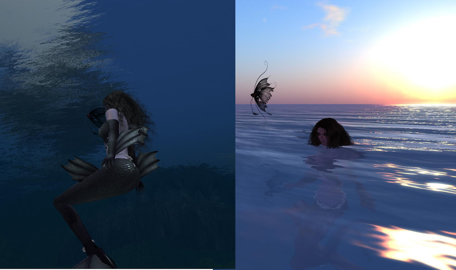 Mermaid Mmorpg