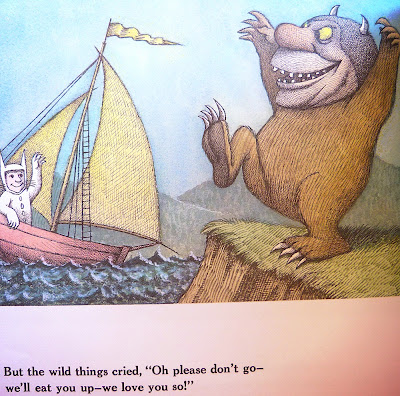 Maurice Sendak, Where the Wild Things Are, Wild Things