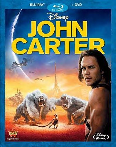 John Carter 3D Half Sbs 1080p Mkv - (2012) LNA3D