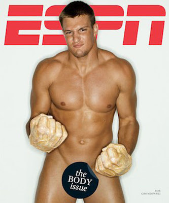 rob gronkowski body issue c It's a sad thing that even a gay man is sexist. Seriously, straight women on ...