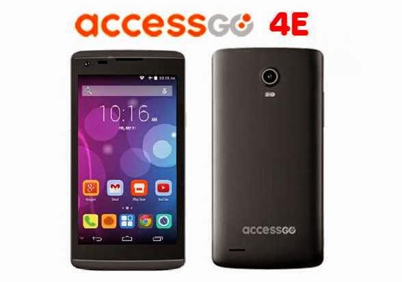 Harga Dan Spesifikasi Accessgo 4E