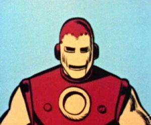 Homem de Ferro - Série - 1966