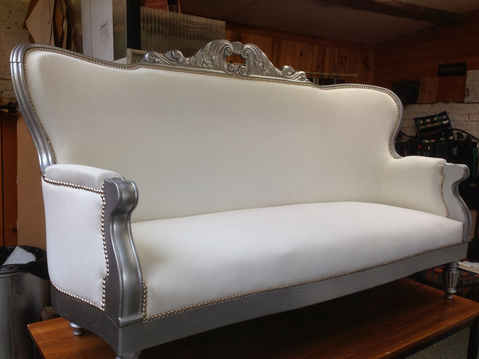 myriam bouin tapissier d corateur canap louis philippe. Black Bedroom Furniture Sets. Home Design Ideas