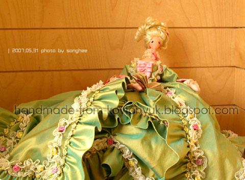 NewzMix - Mастер-класс по пошиву корейской Куклы-Мечты