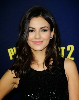 "Victoria Justice at the ""Pitch Perfect 2"" Premiere"