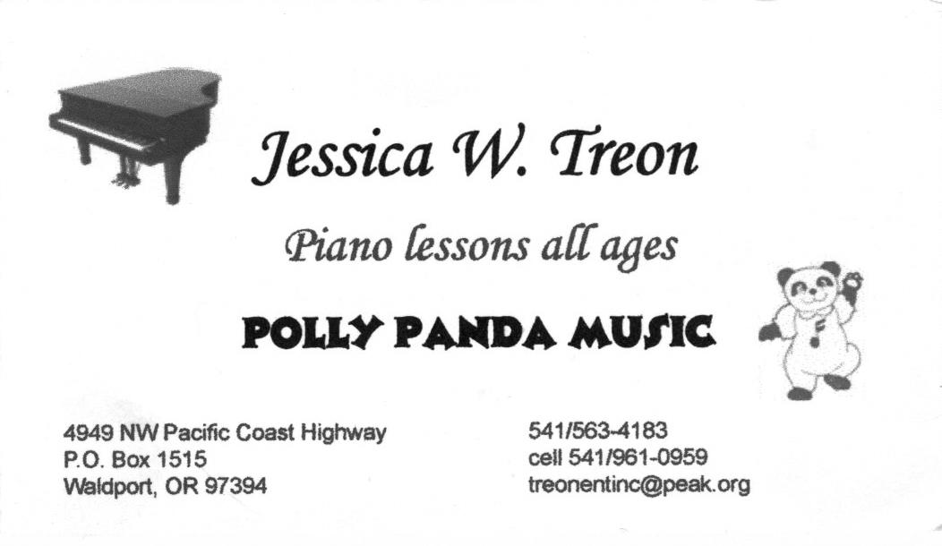 Polly Panda Music