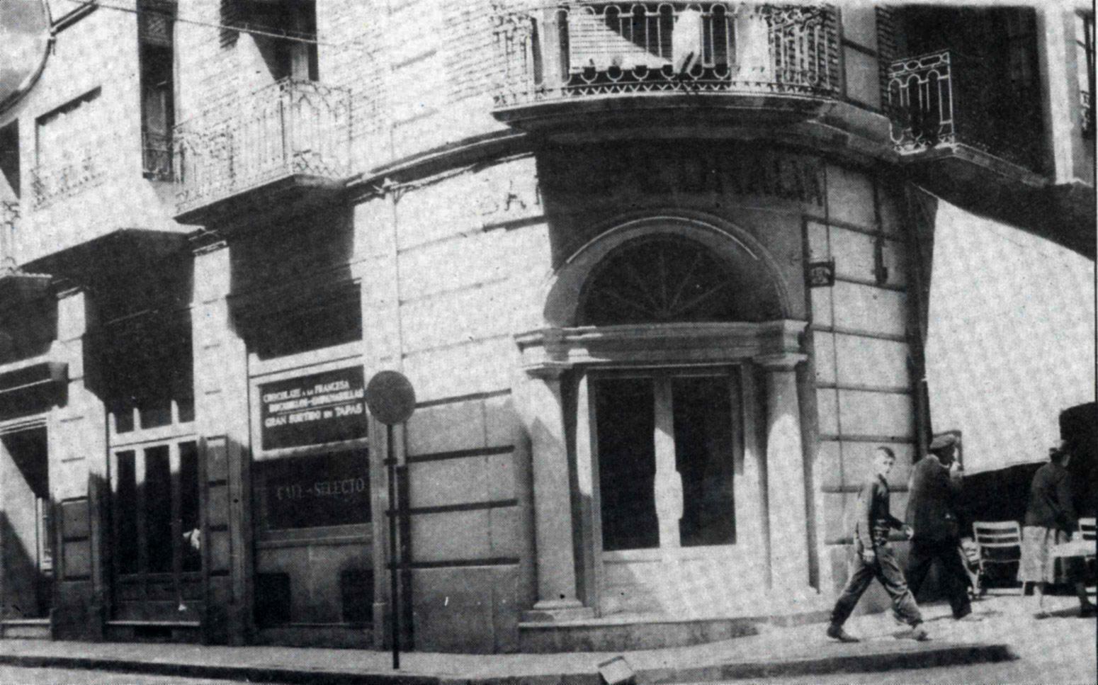 Teruel en un siglo comparaci n entre fotograf a antigua 1 for Utilidad del marmol