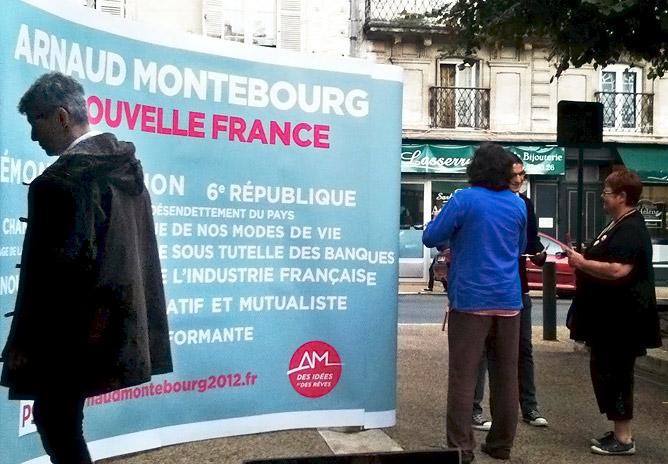On attend Arnaud Montebourg