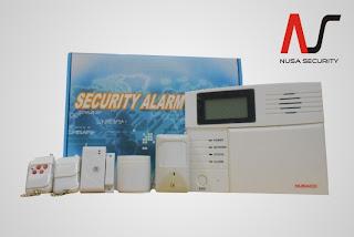 gsm alarm rumah