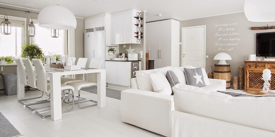 wnętrza, wystrój wnętrz, home decor, dom mieszkanie, urządzanie, dekoracje, gwiazda, gwiazdki, motyw, star, szarości, biel, białe wnętrza