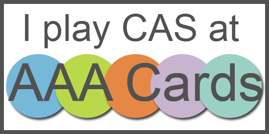 I play at CAS cards