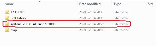 SOA 12c- Unable to start jdeveloper - org netbeans InvalidException