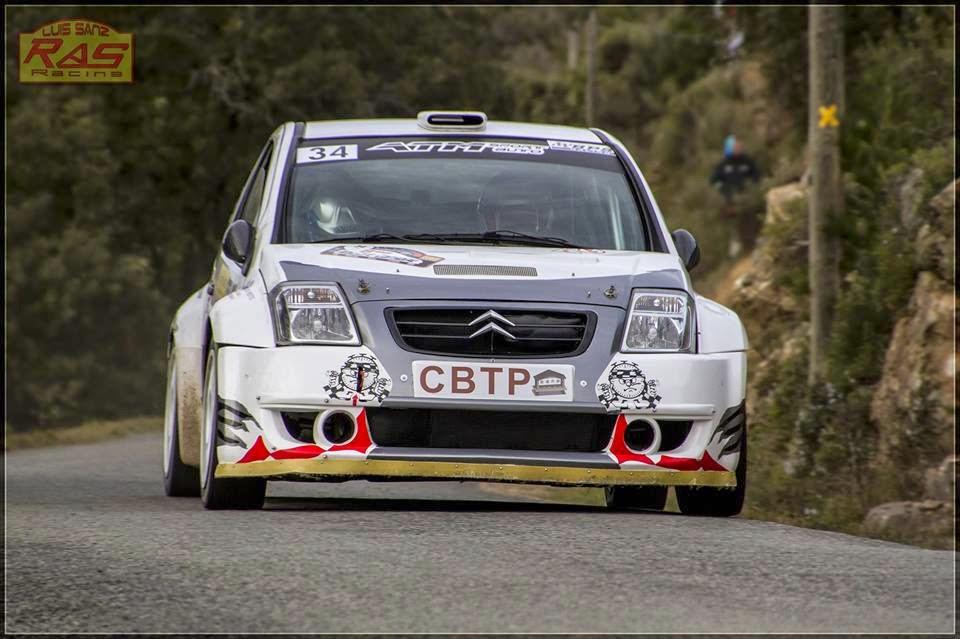 8 Rallye Cathare