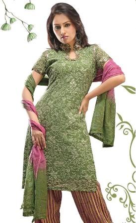Greeny-Salwar-Kameez-Desings