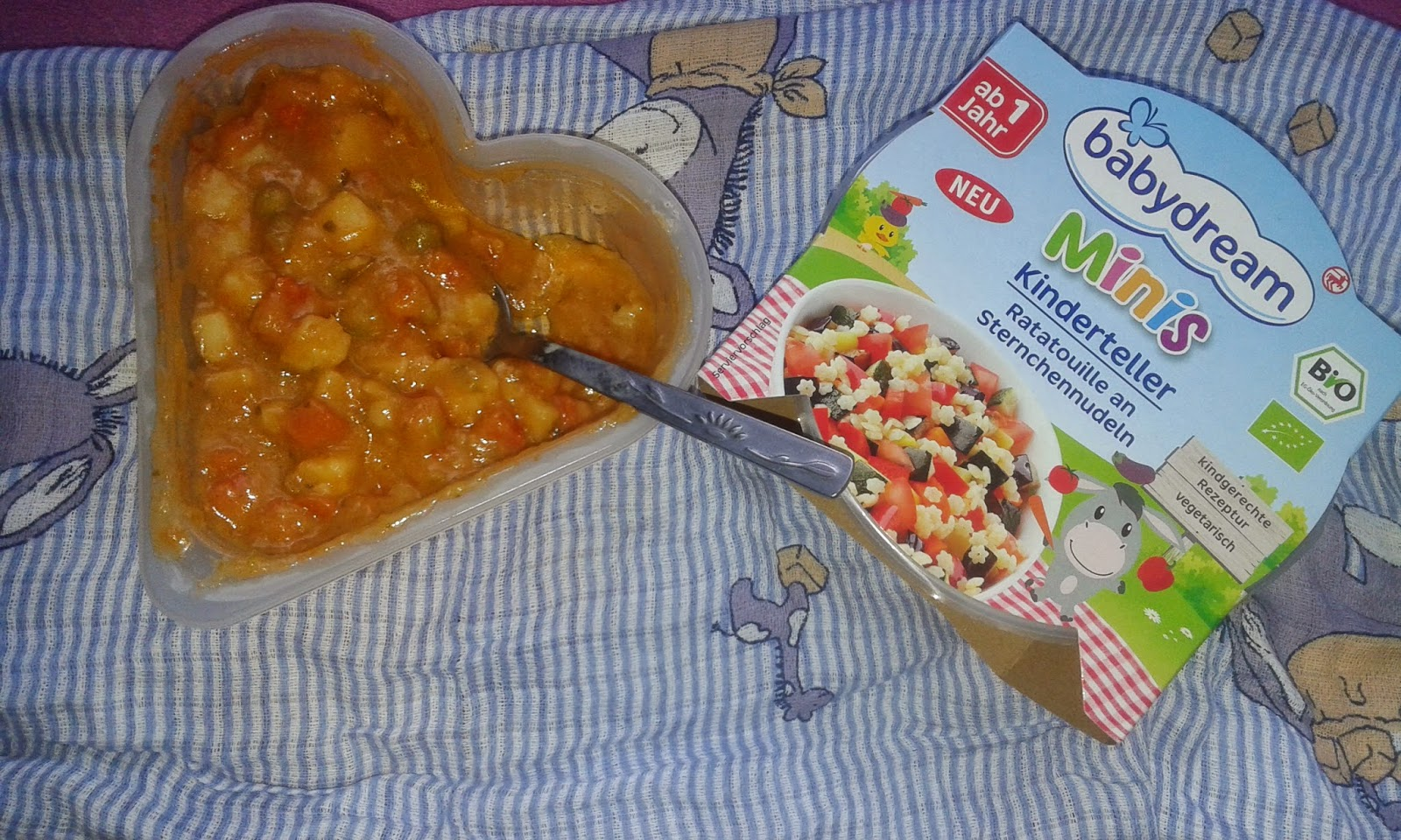 Mloda Mama Bloguje Test Jedzenia Dla Dzieci 1 3 Lat
