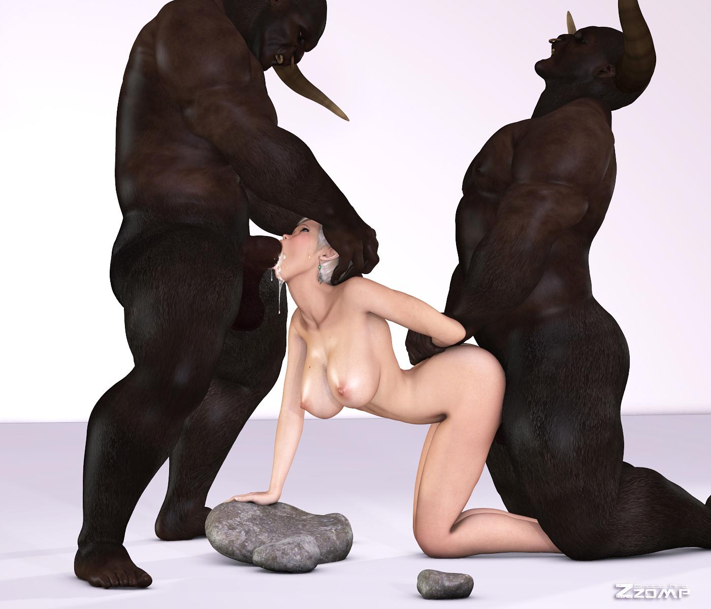 Very hot cartoon monster sex videos erotic girlfriends