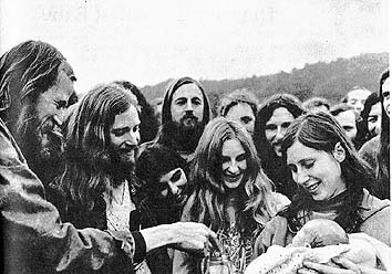 hippie movement and communication It was easy to see that the young men who were hippies on haight street wore   of a movement which might yet invigorate american movement everywhere   every vacant wall was a bulletin board for communication among people not yet .