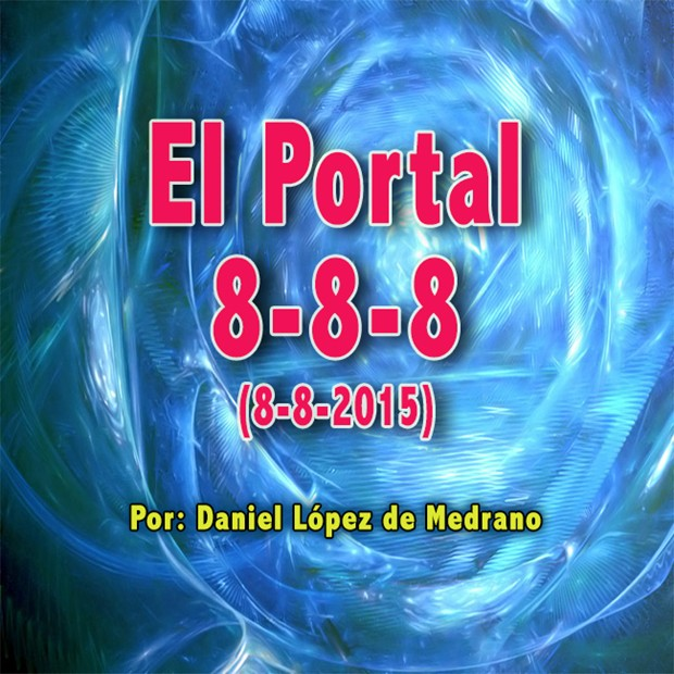 Erre que Erre con los Portales. Reflexión de Daniel López de Medrano sobre el Portal 888