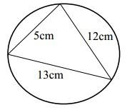 Jari-jari lingkaran luar segitiga