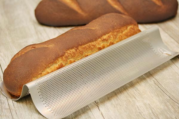 Bread-Baked-On-Pan