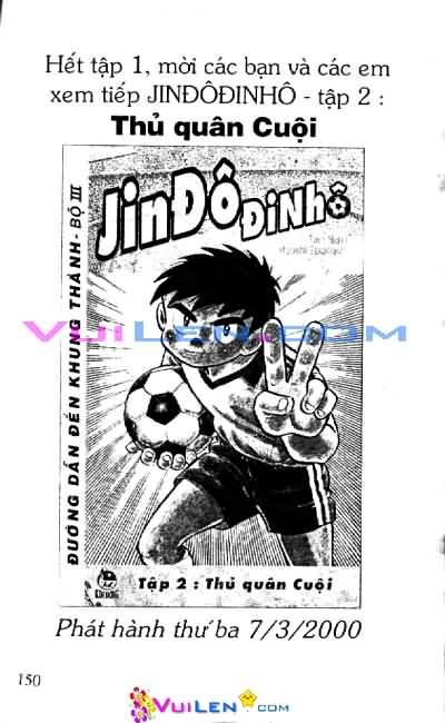 Jindodinho - Đường Dẫn Đến Khung Thành III  Tập 1 page 151 Congtruyen24h