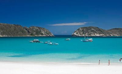 Fotos das praias de Cabo Frio - Réveillon 2014