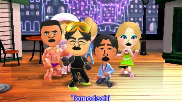 Tomodachi Life Gratis Para 3DS