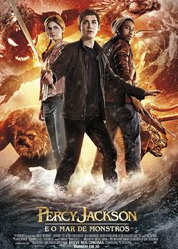 Download Percy Jackson e o Mar de Monstros BDRip Dublado (AVI e RMVB)