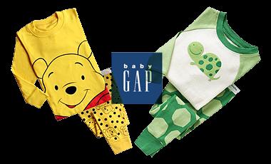 ชุดนอน Baby Gap