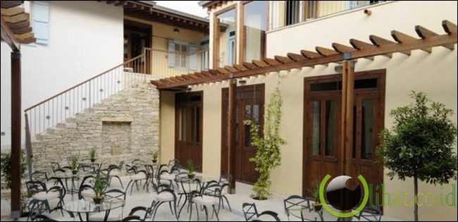 Library Hotel and Wellness Resort (Kalavasos, Siprus)