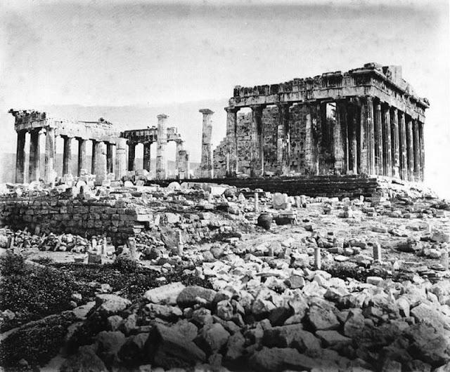παλιά Αθήνα-παλιές φωτογραφίες της Αθήνας-Αθήνα–Παρθενώνας-λόγια απλά
