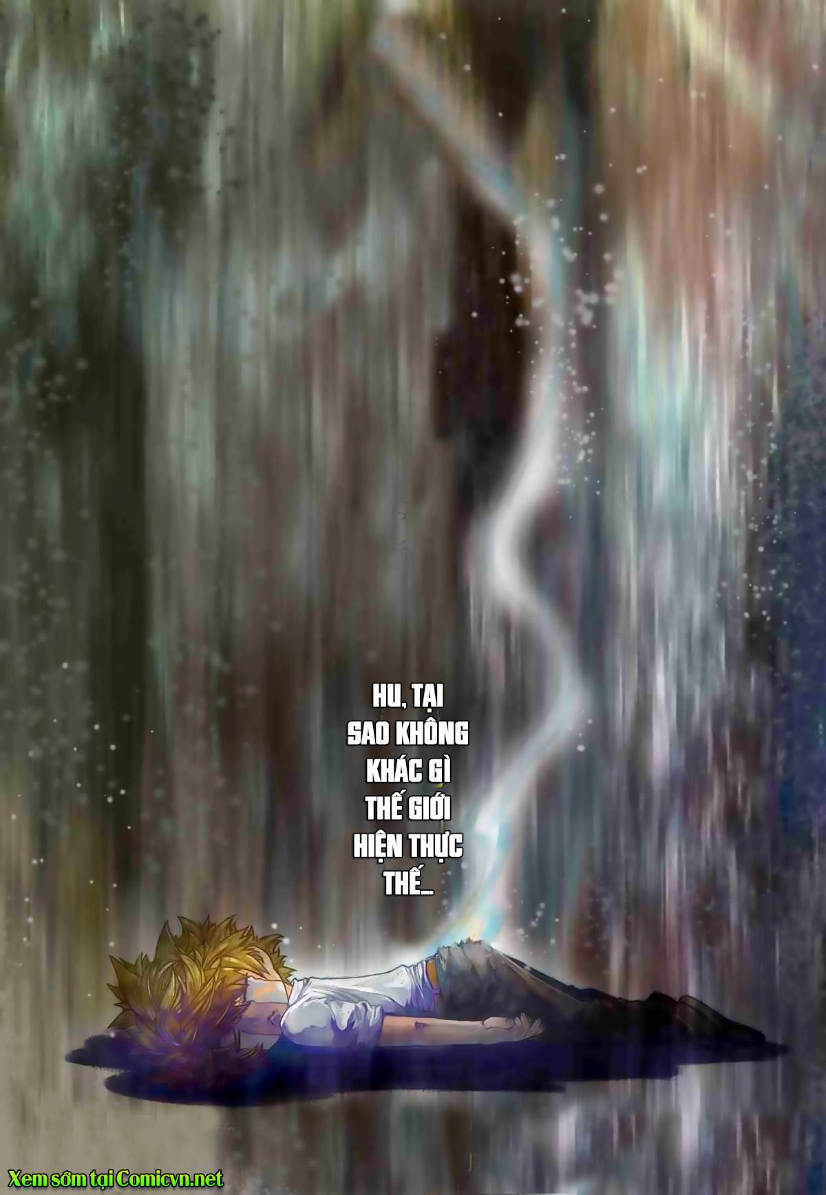 xem truyen moi - BRON OF BRAVE (Tái Tạo Không Gian) - BOB 02: Không gian mới
