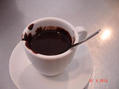 ciocolata calda adevarata