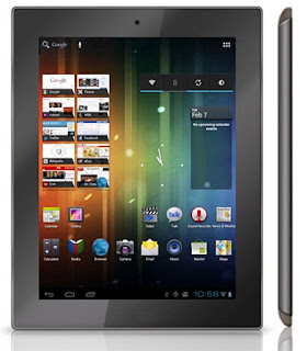 Specs & Price of 9.7-inch Android 4.0 tablet unveiled