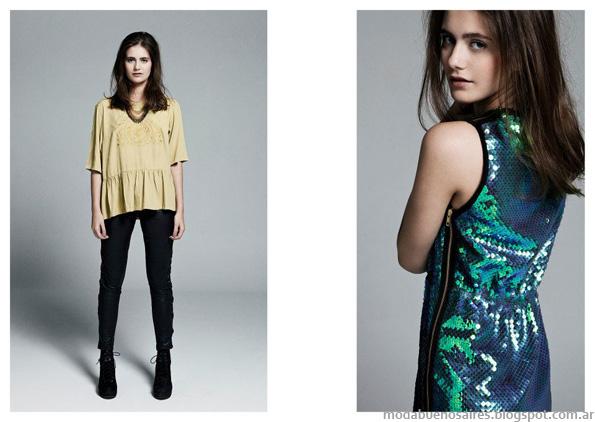 Ceilonia otoño invierno 2013, moda 2013.