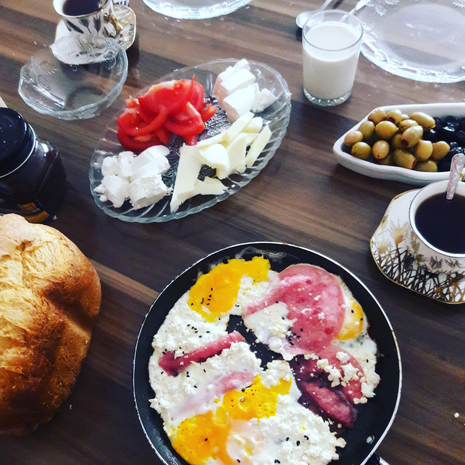 2-3 Yaş Kahvaltı Tabağı