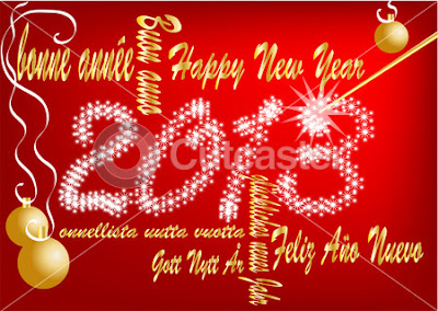 Happy New Year Day 2013 Wallpapers