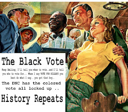 The Shrinking Negro Vote Stuns Obama Clinton
