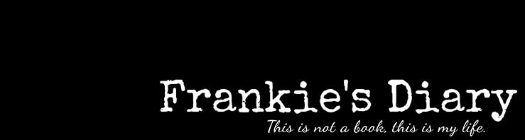 Frankie's Diary
