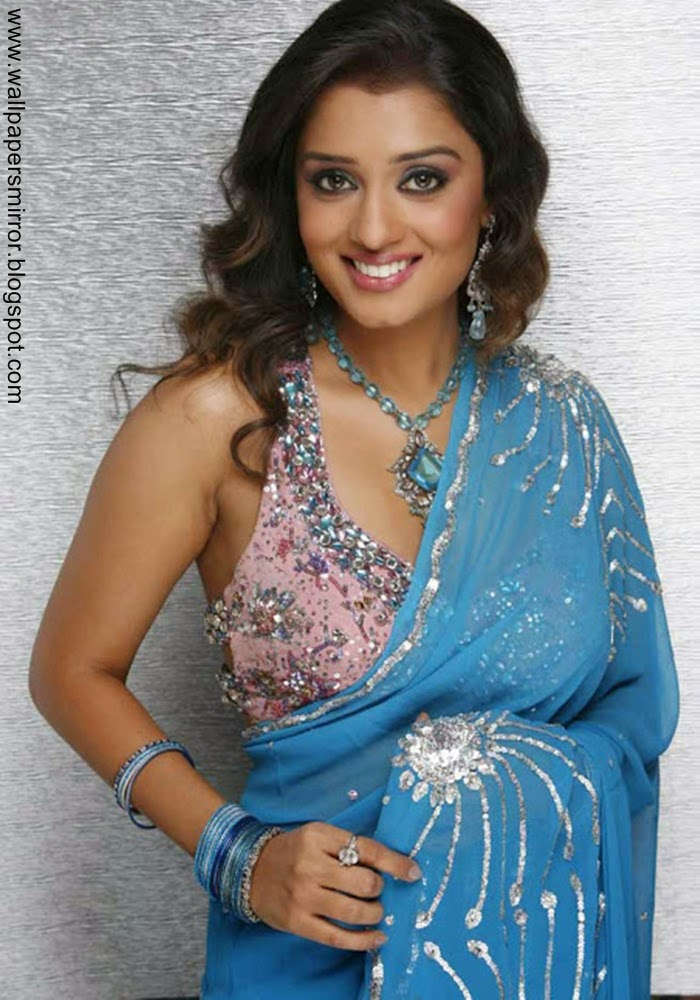 south actress nikitha hot saree pics