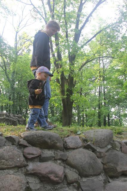 pomysł na jednakowe ubrania dziecko i dorosły